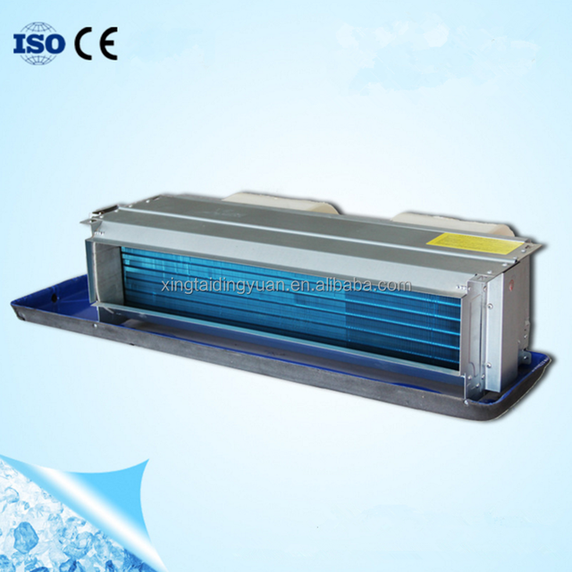 220 v-50 hz certification and ce voltage operating cassette ceiling conditioner air fan coil unit