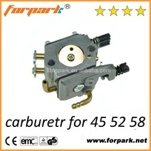 Promotional Chainsaw 4500 5200 5800 Carburetor