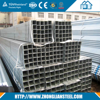 Structural hollow rectangular steel square tube 8 price