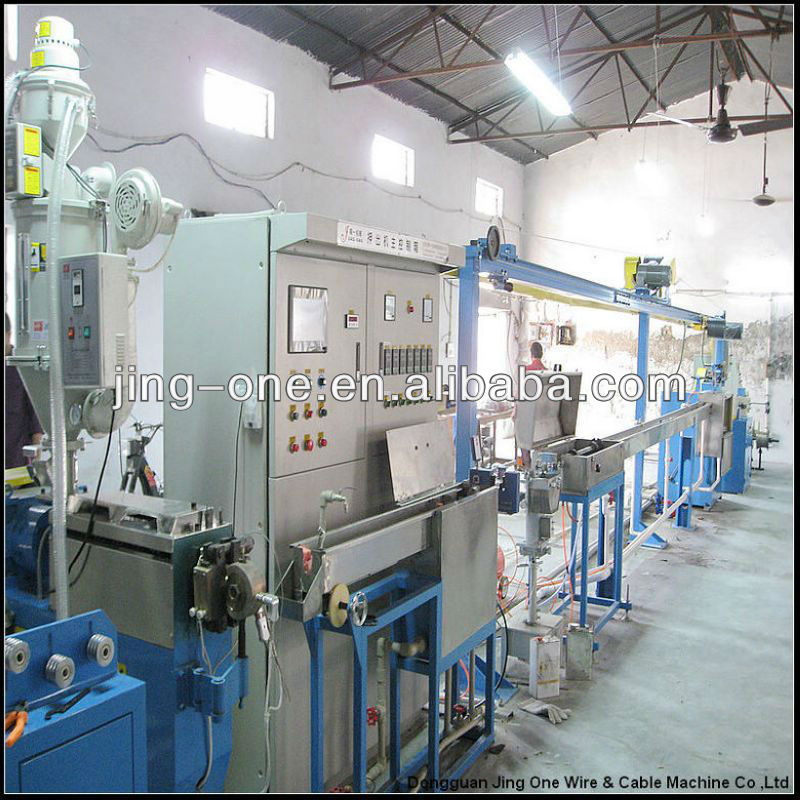 India Advance cable teflon cable manufacturing equipment