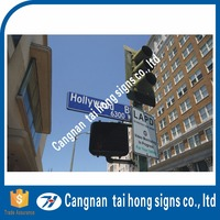 metal advertising boards street sign stand free standing display frame double side poster stand