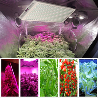dasiy chain full spectrum grow light 1200w grow led lights for orchid plants