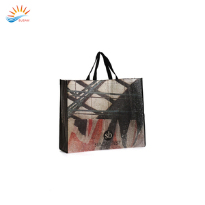 Custom foldable pp non woven storage bag