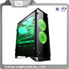 Factory Price Wholesale Water Cooling Glass Gaming Computer Case ATX Tower PC Cases Design Bulk