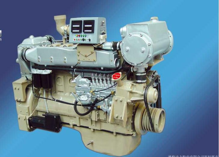 WEICHAI inboard boat engine for fishing vessel