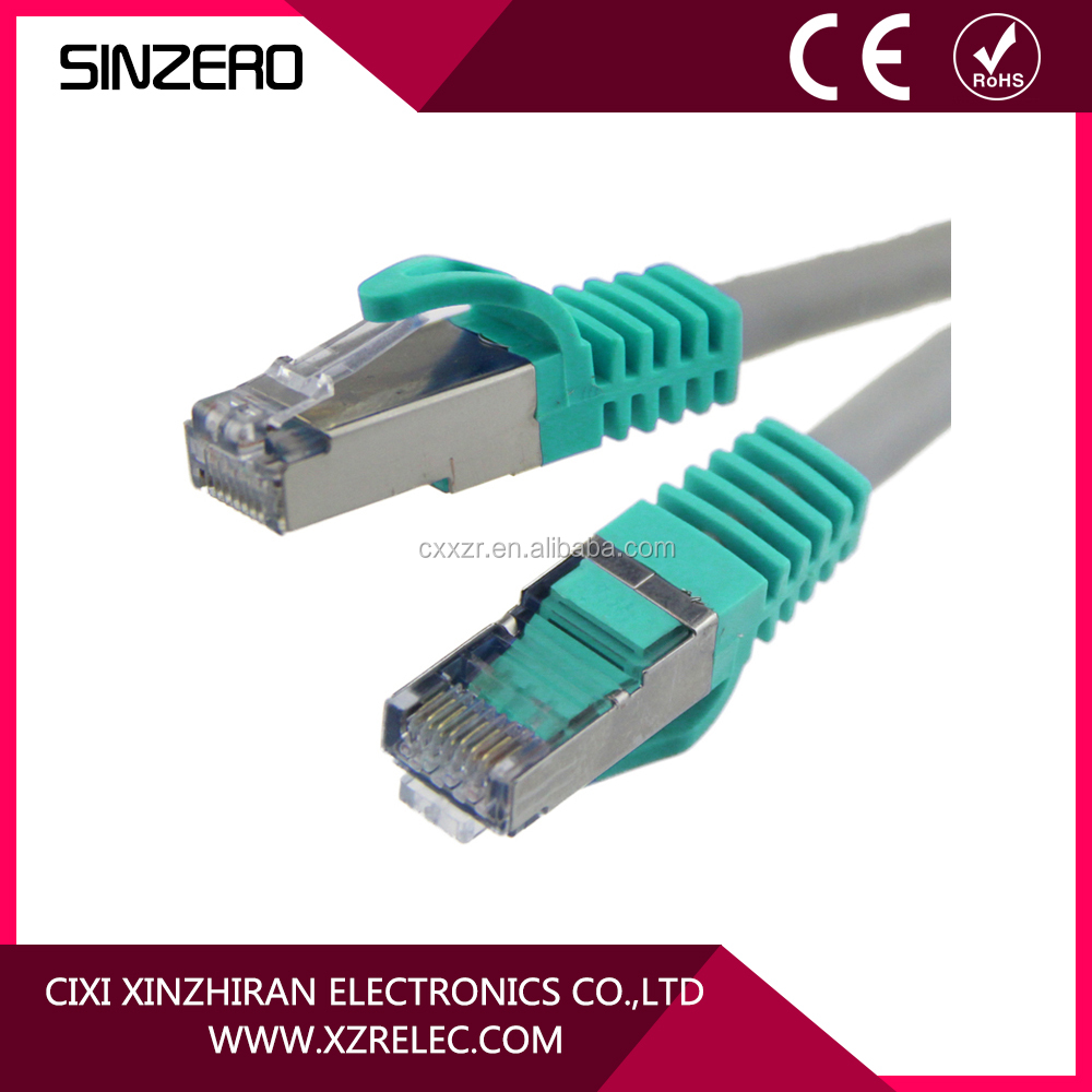 High quality cat 6 network cable cat5e network cable cat5e sftp ftp utp lan cable