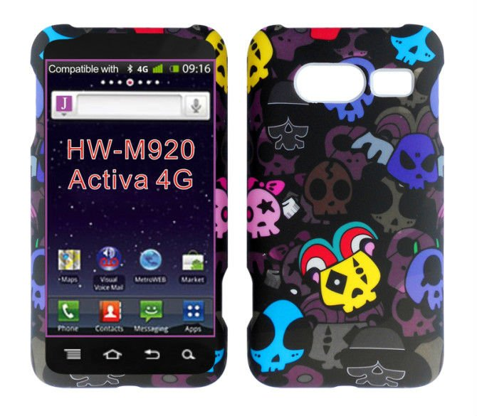 Sacramento Cellular Phone Wholesale Accessories HW M920 Activa Design Faceplate