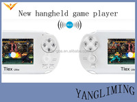 Smart Android 4.1.1 game consoles with wireless joystick