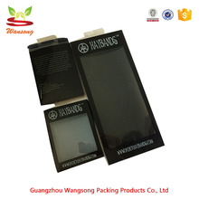 Clear Pvc Squared Plastic Packaging Box For Cell Phone Case