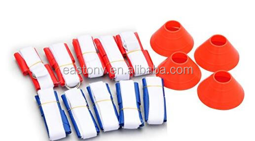 EASTONY Flag Football Premium Set - For 10 Man Team