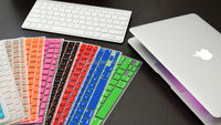 waterproof and dustproof laptop silicone keyboard cover