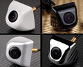 shenzhen factory new design universal waterproof Korea 4 color small wireless car front view camera