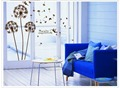 Fashion DIY Creative Dandelion Wall Art Decal Sticker Removable Mural PVC Home Decor