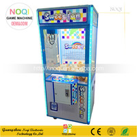 NQC-B06 coin pusher crane claw machine for sale arcade machine catch toy for sale