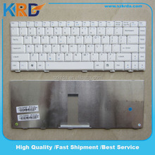 Notebook keyboard for ASUS F80 F80C F80CR F80Q X85S F81SE White US Layout