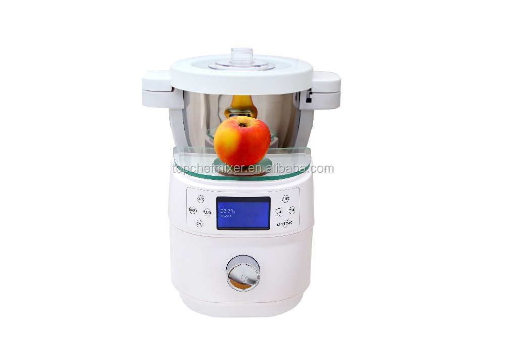 All in one Cooking machine and food thermo mixer