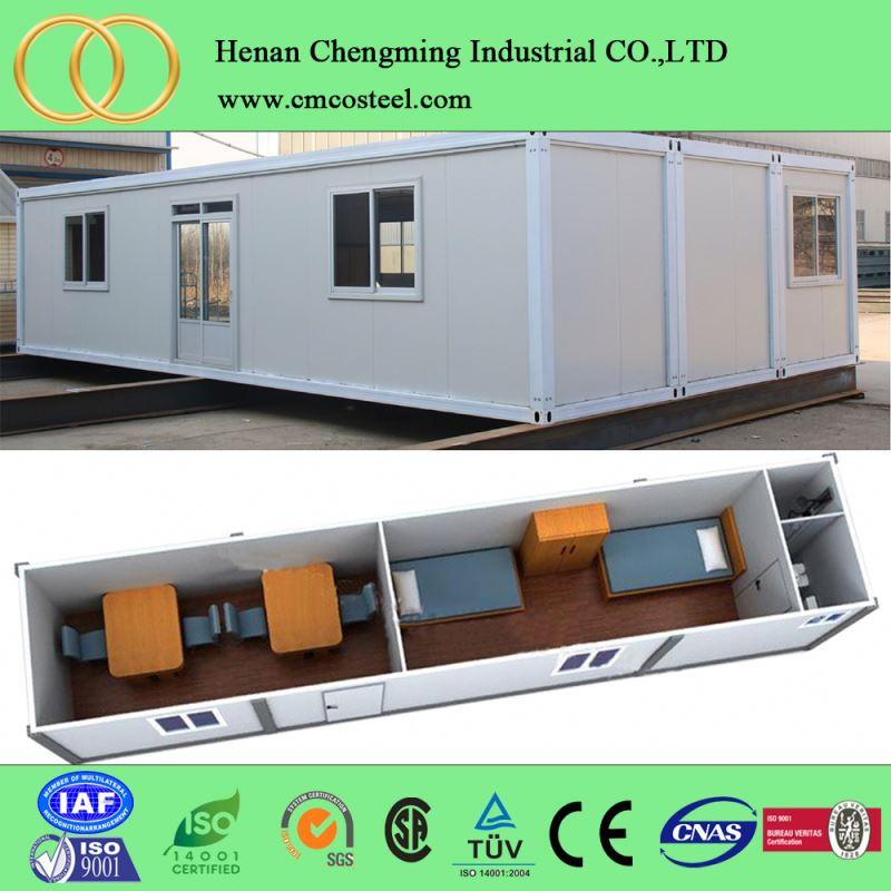 Seecontainer Haus: Luxus Versandbehälter Häuser China Fertigen Containerhaus