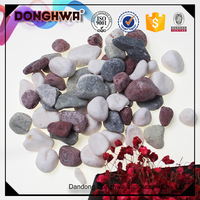 colorful Landscaping gravel pebble stone for sale