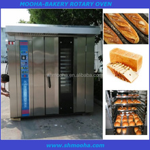 bread/cake/cookies/biscuit baking oven rotary (complete bakery equipments supplied)