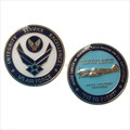 3D challenge coin home decor air force coin