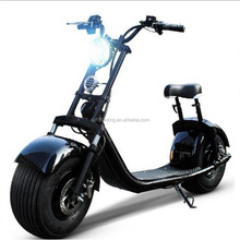2018 new model most popular harlley electric scooter 2000w 60v 12ah citycoco