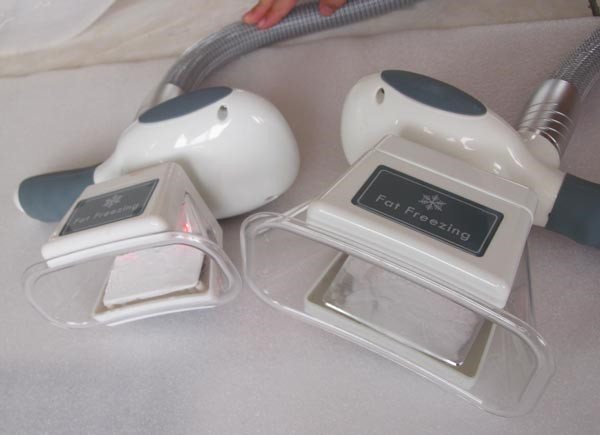 Four Freeze Handles Laser Cavitation RF Vacuum Weight Loss Slimming Beauty Equipment