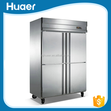 220V 50HZ refrigerator industrial kitchen chiller commercial deep freezer