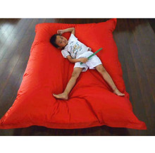 Large Bean Bag indoor/Outdoor Beanbag Waterproof BIG Cushion large puff bag,kid's puff