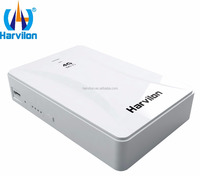 Europe hotselling 3G/4G pocket router with SIM card slot