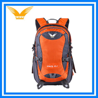 Hot sell made in china climbing backpacks bag 35L capacity nylon climbing backpacks