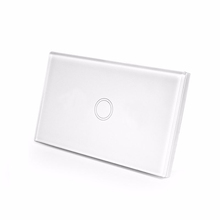 SESOO RF 433 mhz wifi phone control wall light touch switch for smart home