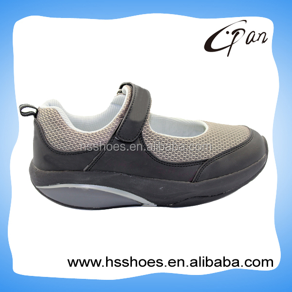 2015 lady's perfect fitness shoes