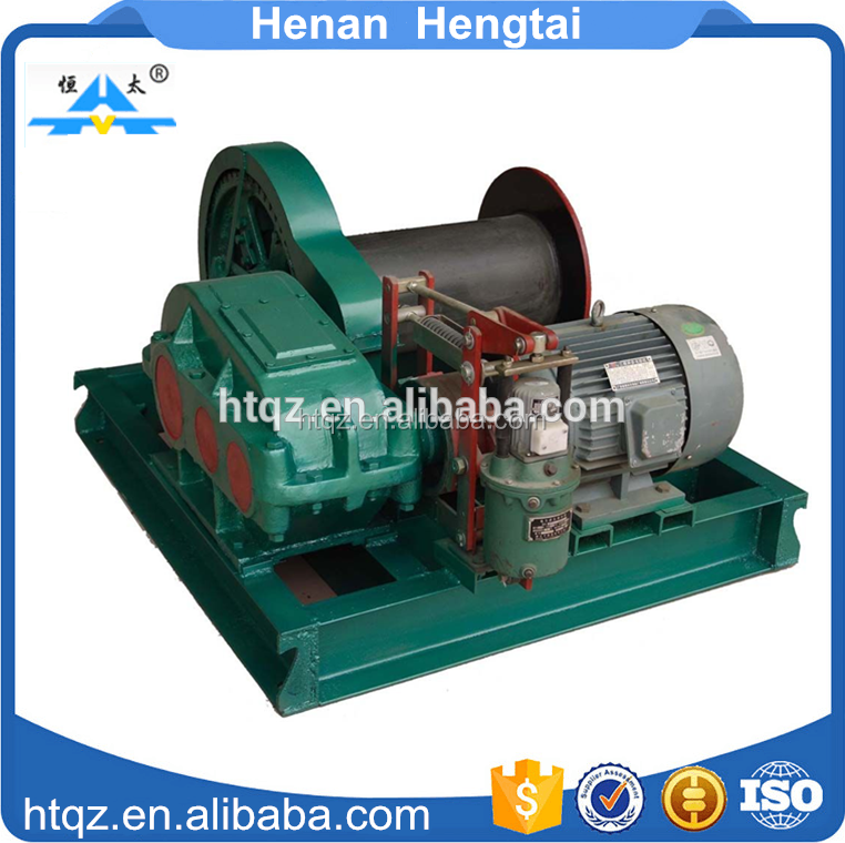 Good quality crane heavy hydraulic winch 2 ton for sale