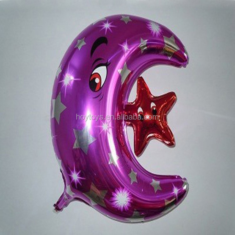 Best wholesale shine moon balloon