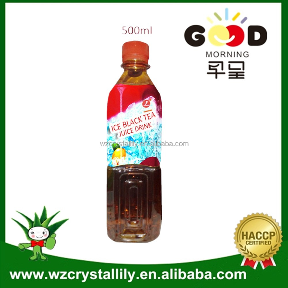 Tea Drinks Style and Bottle Packaging ICE TEA