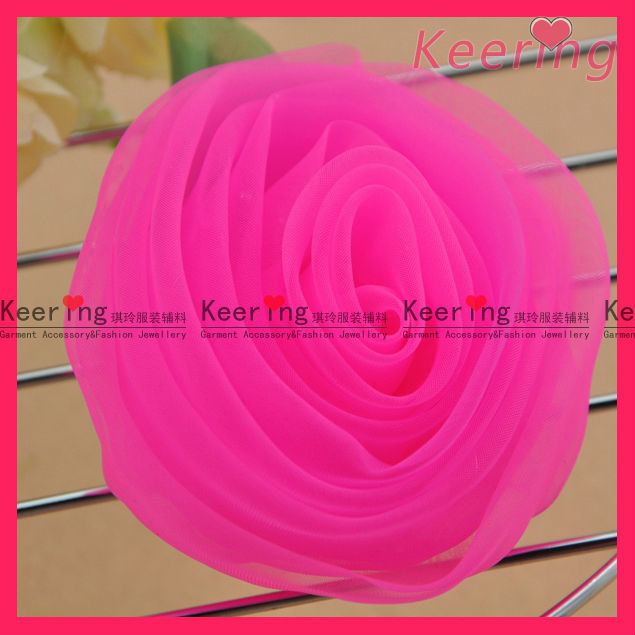 Petal fabric making artificial rose flowers WBF-108