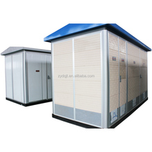 China products kiosk electrical substation compact power equipment