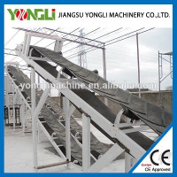 Efficiency sawdust modular belt conveyor