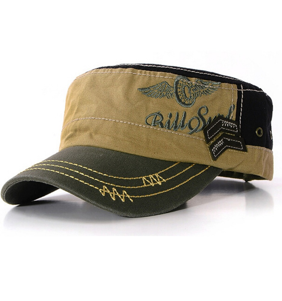 High Quality Cheap Fashion Army Cap Wholesale Military Hat