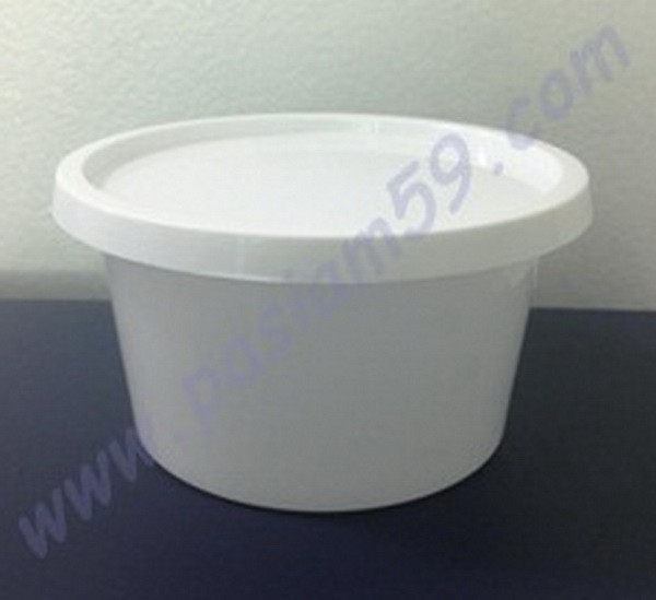 PP plastic packaging boxes, NO.425, white, food, microwavable, Other.or Custom Molded Plastics, Plastic Injection Molding