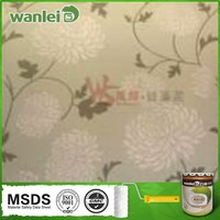 Natural environment, non-stick dust electrostatic powder paint