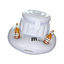 selling well inflatable floating cup holder