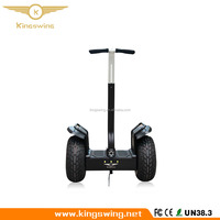 Kingswing Cheap two wheel 1600w self balance electric scooter 19 inches big wheels high quality mobility scooter for sale