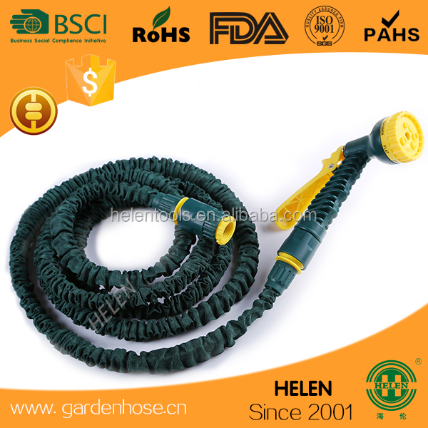 plastic/brass connector shower hose extension