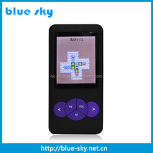 8GB 1.8 inch TFT screen mp4 music player sexy mp4