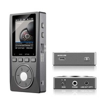 Newest XDUOO X10 Portable High Resolution Lossless DSD Music Player DAP Support Optical Output MP3 Player
