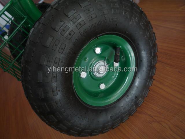 Grinding Wheel With Tractor Seat Garden : Garden work seat rolling cart