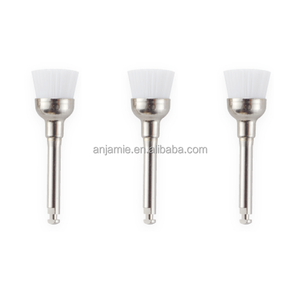 Wholesale Nylon Dental Polishing Brushes Dental Prophy Brush