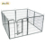 8 Panel Heavy Duty Pet Dog Portable Exercise Playpen Fence Kennel Crate Cage