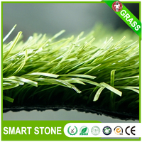 Green Football synthetic artificial grass for soccer field
